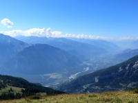 La Valle del Rodano (Sierre, Sion, Crans Montana)