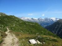 Lötschental - Torrentalp, traversata alpina con vista sui 4.000