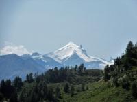 Dalla Faldumalp ad Ober Meiggen - Grandi Panorami sulla Weisshorn