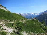 Dalla Faldumalp ad Ober Meiggen - Grandi Panorami sui rilievi della Lötschental