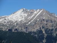 La galleria dei saraceni sotto il monte Seguret dalla Madonna del Cotolivier