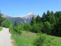 Salita per il Rifugio Alpino La Chardouse