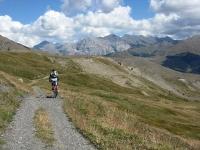 In direzione del Col du Gondran