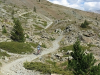 Sentiero per il Lago Gignoux
