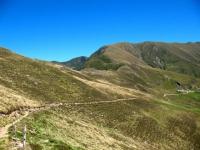 Verso l'Alpe di Pietrarossa - single track