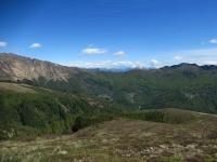 Panorama sulla Val Colla