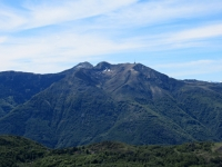 Il Monte Tamaro da Motto della Croce
