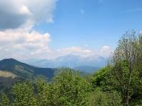 Le Grigne - Panorama dalla sommità del Monte Bolettone
