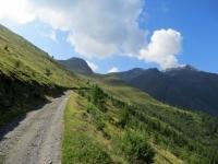 Salita al Colle del Breithorn