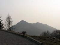 Monte Cornizzolo dal Monte Prasanto