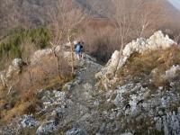 Tratto a mano verso Terz'Alpe