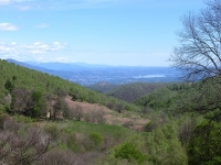 Panorama dall'Alpe Nuovo sul basso Lago Maggiore