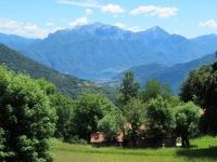 Panorama sulle Grigne dal Passo Boffalora