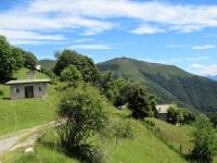 La cappella degli alpini presso il Passo Boffalora