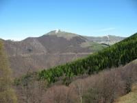 In direzione dell'Alpe di Colonno  - Monte di Lenno