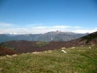 Panorama dall'Alpe di Colonno