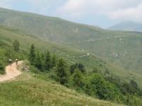 Monte Gazzirola - salita dalla Val Colla