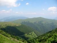 Panorama sulla Valle d'Intelvi
