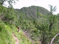 Sentiero per la Bassa di Indemini