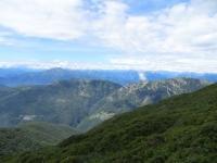 Monte Gambarogno, Monte Paglione e sullo sfondo il Monte Limidario