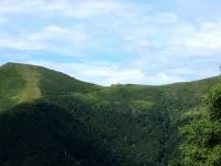 Passo d'Agario visto da La Bassa