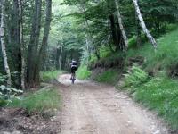 In direzione del Monte Falò