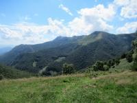 La Bassa - Panorama su Monte Lema