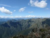 Panorama dallo Zeda - Panoramica sulla Valgrande