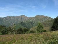 Panorama sullo Zeda e su Pian Vadà
