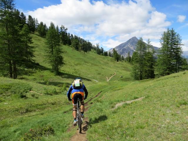 Sentiero per la Val Gimont