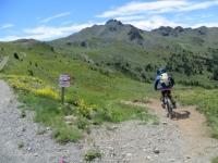 Inizio del sentiero per la Val Gimont