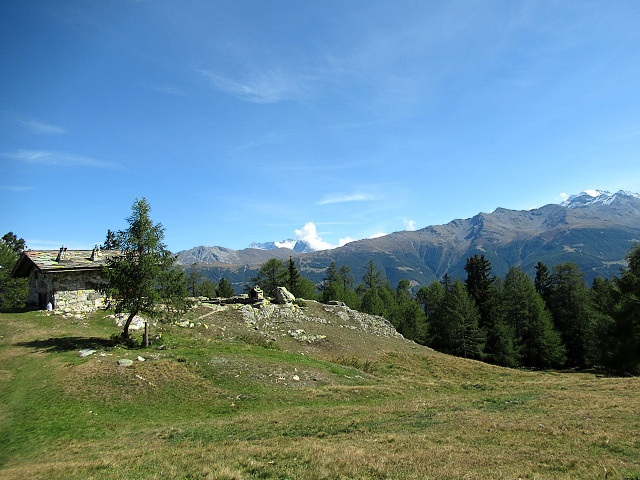 Moosalp - Panorama