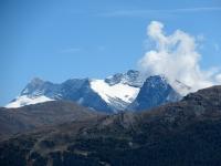 Fletschhorn (3.985) ed il Lagginhorn (4.010)
