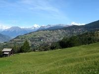 Panorama dalla Bürchner Alp