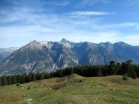 Eischollalp - Panorama