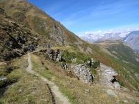 Sentiero che risale la Nanztal