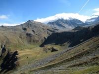 La parte finale della Nanztal - L'alpeggio di Unners Fulmoos