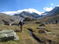 Al termine del sentiero della Nanztal - L'alpeggio di Obers Fulmoos