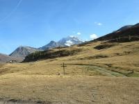 Gibidumpass - Panorama sul Fletschhorn (3.898)