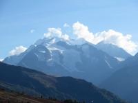 Weisshorn visto dal Gibidumpass