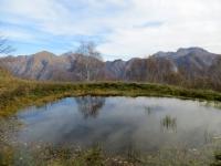 Piccolo laghetto nelle vicinanze di San Calimero