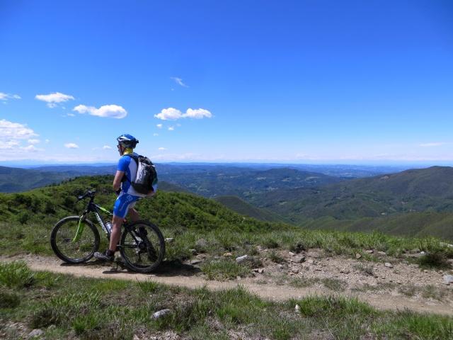 Ultimo tratto di sentiero per il Monte Pracaban