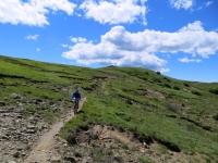 Nel Parco delle Capanne di Marcarolo: Monte Pracaban e Laghi del Gorzente