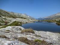 Il sentiero per il Grimselpass - Totesee