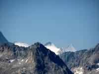 Alcune cime innevate del Fiescherhorn (4.025)