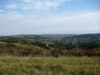 Panorama dalla Costa del Vento