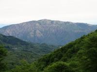 La vetta del Monte Mottarone vista nei pressi del Colle del Ranghetto