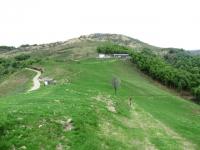 Colle del Ranghetto e Alpe della Piana