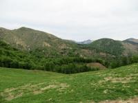 Panorama dal Colle del Ranghetto
