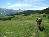 Passo Cantonill  in Val di Blenio